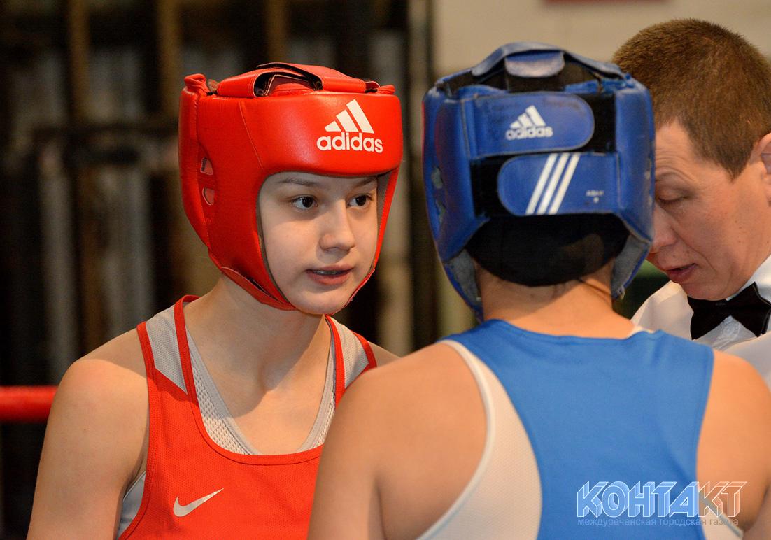 Девушка боксер или боксер